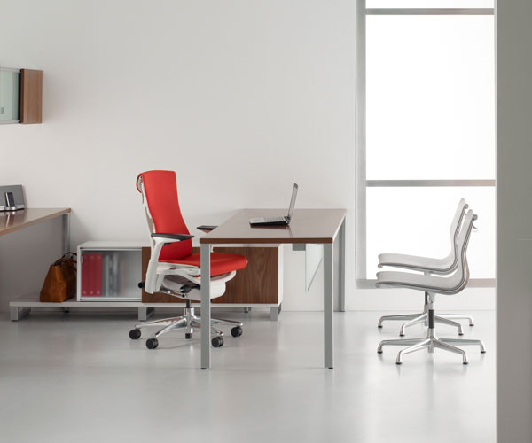 Herman Millers Embody Chair Among Buildings Top 100 Products and